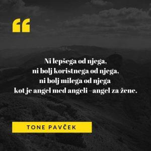 Pesem Angel za žene