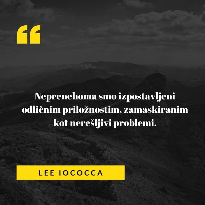 dobra misel lee iococca