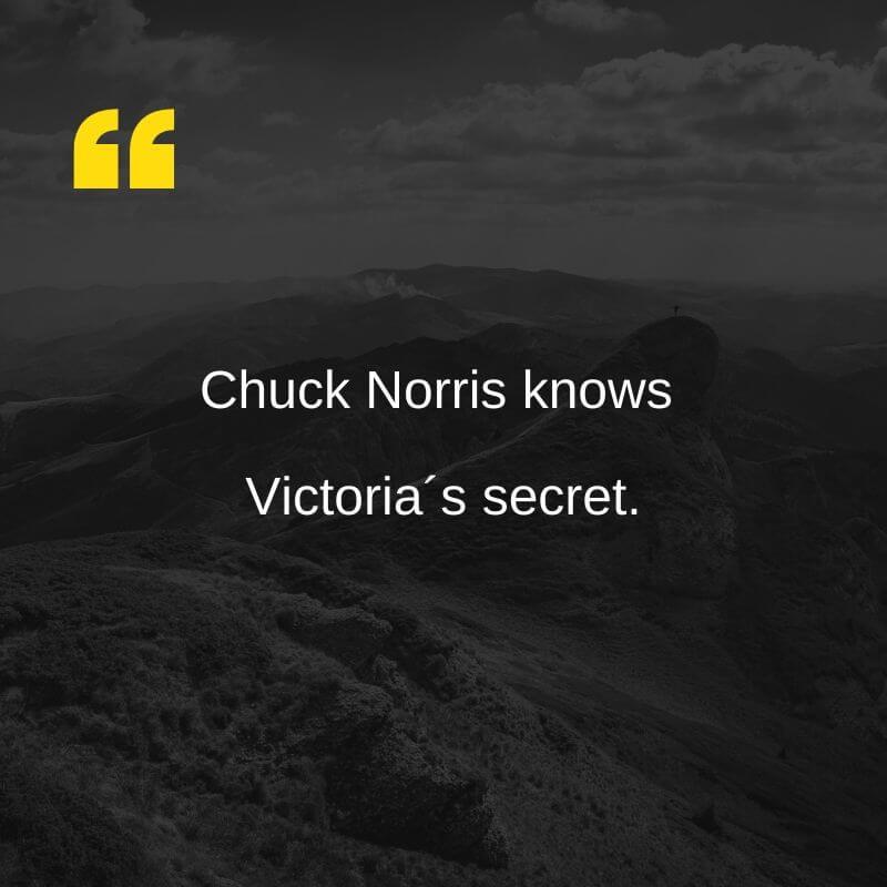 Chuck-Norris-sala