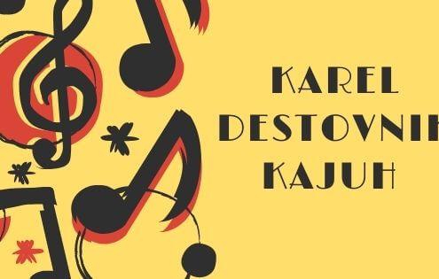 Karel Destovnik Kajuh pesmi