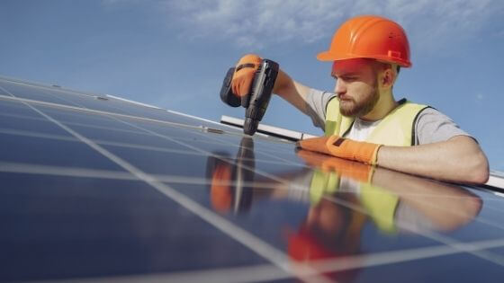 postavitev sončne elektrarne